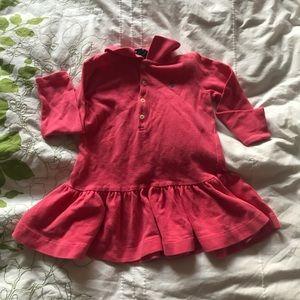 Polo dress 2T LONGSLEEVE